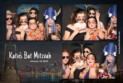 2019 Katies Bat Mitzvah