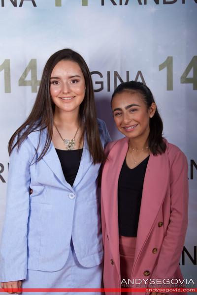 Kiandra & Regina 14th Birthday