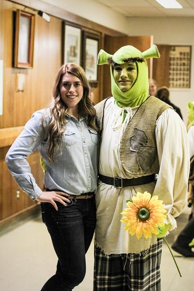 20141121 Shrek the Musical - Friday Night