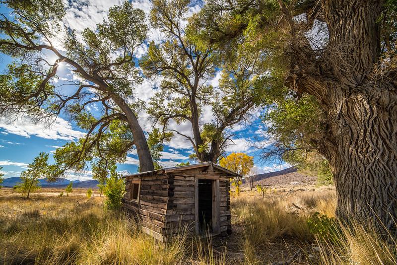 Pahranagat Valley Cabin