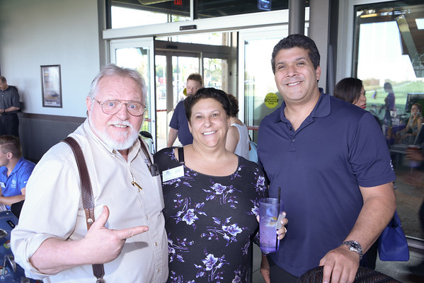Networking after hours at Top Golf 2018
