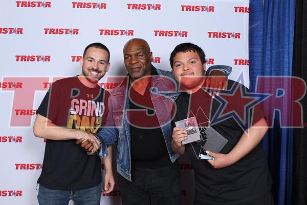 Tyson, Mike