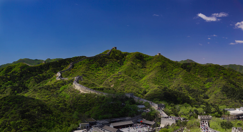 Beijing - The Great Wall (at Badaling)