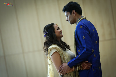 AYUSHI AND KETAN GARBA CEREMONY