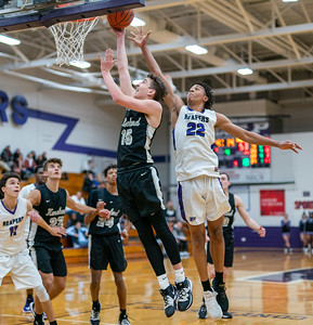 Kaneland boys basketball vs. Plano
