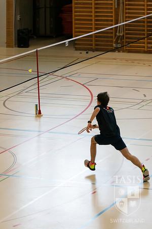 ISSL Badminton Tournament - Zurich