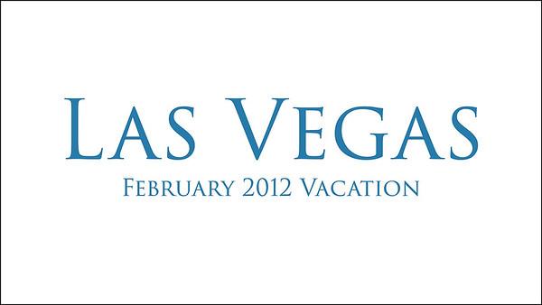 Las Vegas - Feb 2012