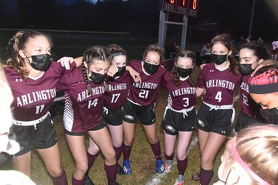AMHS Girls Varsity Soccer vs Proctor photos by Gary Baker