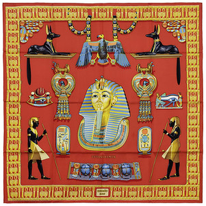 Tutankhamun - Red Gold Blue - EXCWCT - 1409222246
