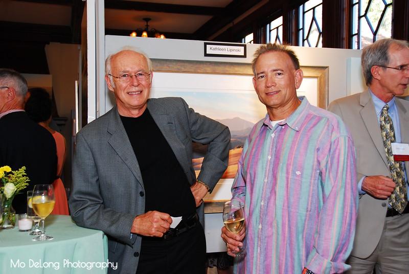 Dr. George VonBozzay and Robert Moore.jpg
