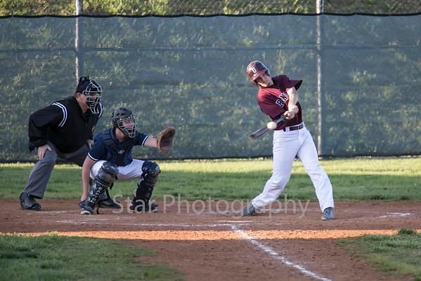 Unaka vs West Green Baseball 04-23-15
