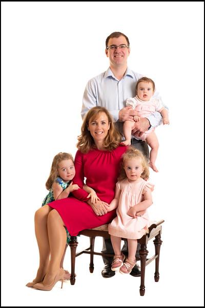 Aoife & Fiona Family Portraits