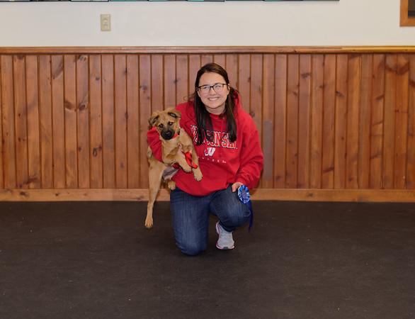 Puppy Class Feb/Mar Wednesdays 7:30 Class