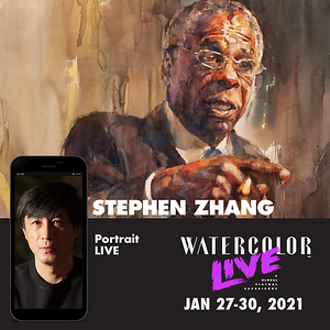 International Faculty of Watercolor Live