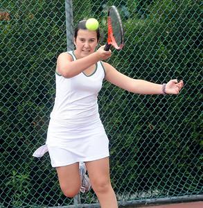 2012 BBA Varsity Girls Tennis Quarterfinal vs Lake Region photos by Gary Baker