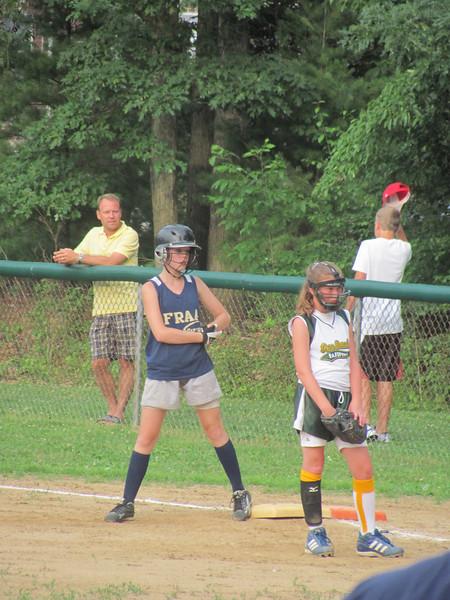 12U Softball 2009 FRAA