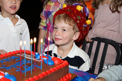 Gabe's 6th Birthday Party | 2011