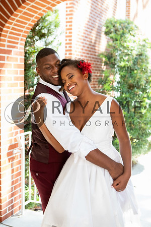 Toussaint Wedding - Formals