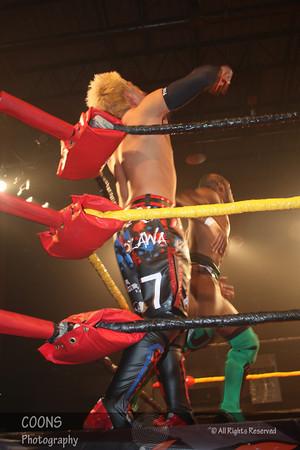DGUSA 11/12/11 - Rich Swann vs Akira Tozawa