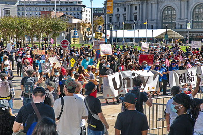 Sep 26 San Francisco Unity Rally against Hate Crimes and Fascism