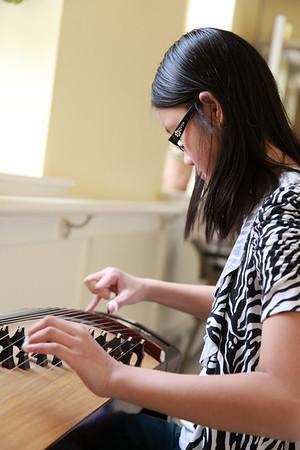 2012-06-09 Summer Guzheng Students Recital