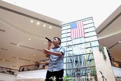 2013-08-18 La Estrella de Fiesta Mall--Round 2