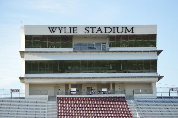 Game 5 vs Wylie 9-30-16