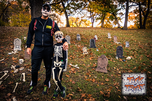 Tick or Treat 5K Night Trail Run - 2018