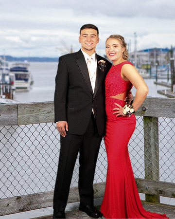 2018 Montesano High School Prom