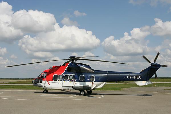 OY-HEO - SNIAS AS332L Super Puma