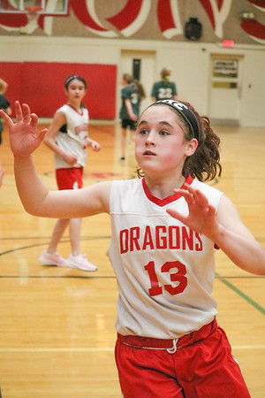 MS 6th Girls Basketball vs. NWC 2-25-20