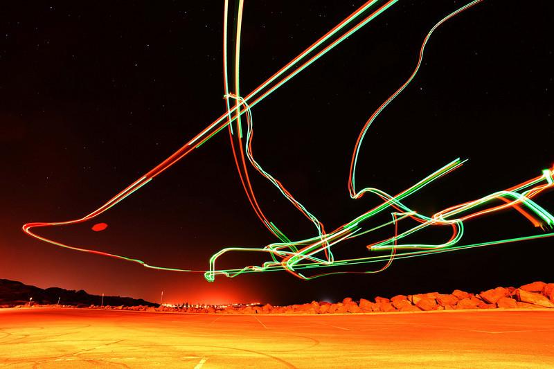 Lights of Lockleys Car Park