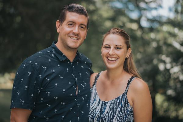 Marissa + Jonathan // Virginia Engagement