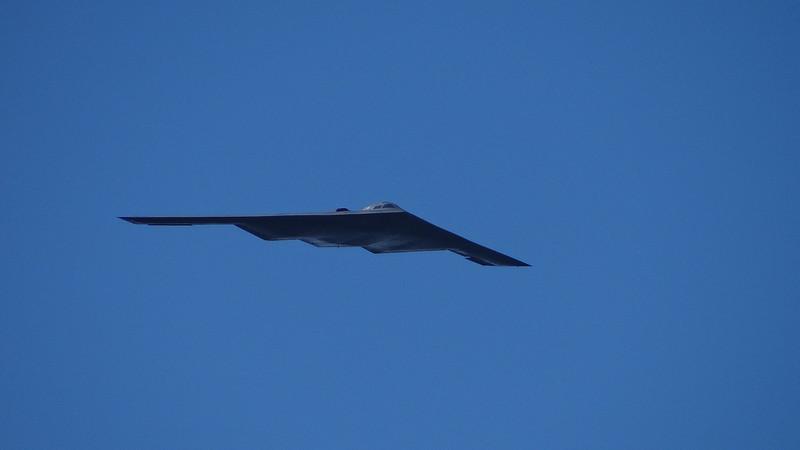 The Northrop Grumman B-2 Spirit