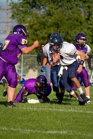 Freshman - Prospect vs Rolling Meadows - 10-02-10