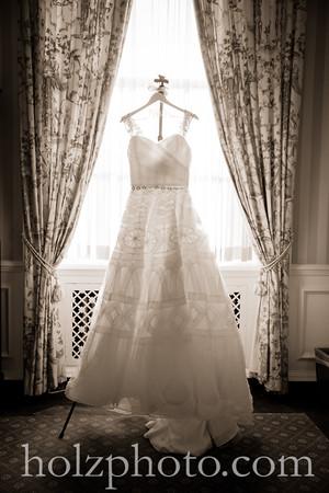 Mariah & Erik Creative Wedding Photos