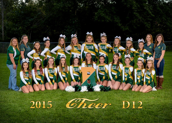 Cheer - D12 Portraits