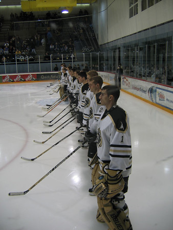 army hockey 3/4/06
