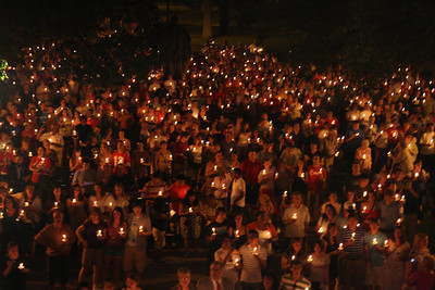 Commencement Week CandleLight Ceremony 2011