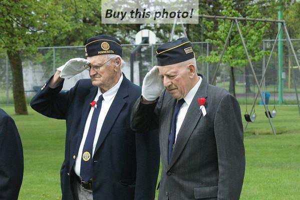 Brooten, B-B-E Memorial Day