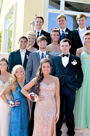 North Lincoln's Prom 2014