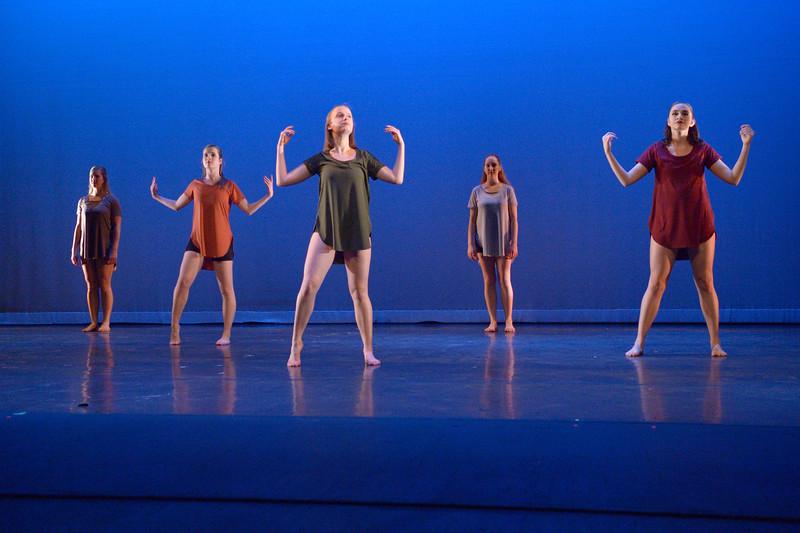 """After Glow"" Senior Dance Concert, 2018 December 06-08, Kelsey Theater, St. Olaf College, Northfield, Minnesota  USA"