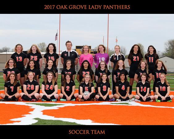 2017 OGHS Girls Soccer