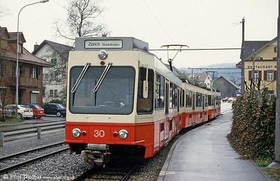 Zurich (CH) • Forchbahn