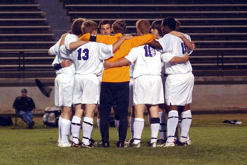 March 17, 2006 - UL Boys Soccer