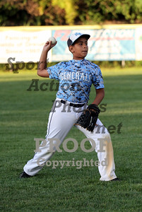 10U GRAY Generals @ HEMLOCK ... July 22, 2015 *****  Available to view and purchase until September 15, 2015