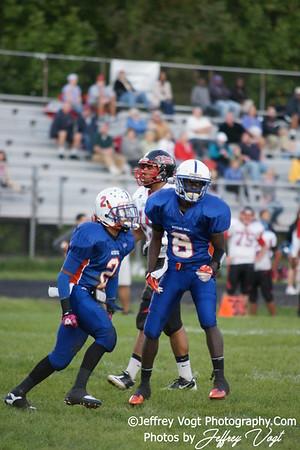 10-06-2011 Watkins Mill HS vs Einstein HS Varsity Football, Photos by Jeffrey Vogt Photography