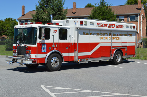 Station 20 - Washington County Special Operations