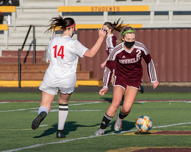 Orting JV Womens Soccer Vs Enumclaw 2020