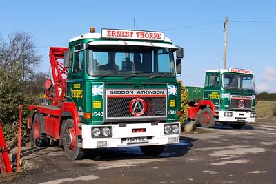 Ernest Thorpe Transport Ltd.